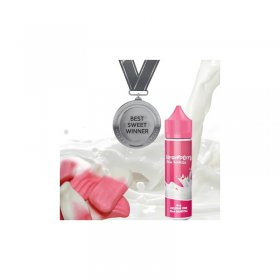 Strawberry Milk Bottle 50ML