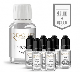 Kit Base Revolute 12mg